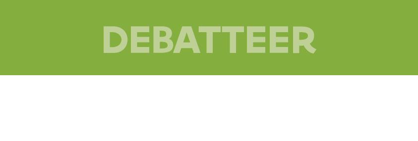 Debatteer
